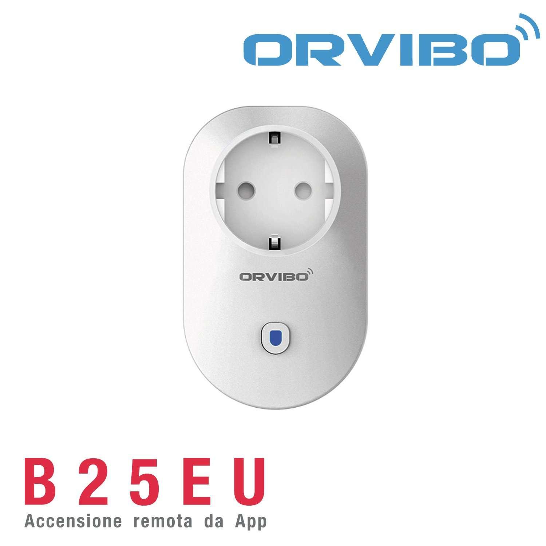 Orvibo b25eu presa smart per accensione radiatori for Dimplex radiatori elettrici