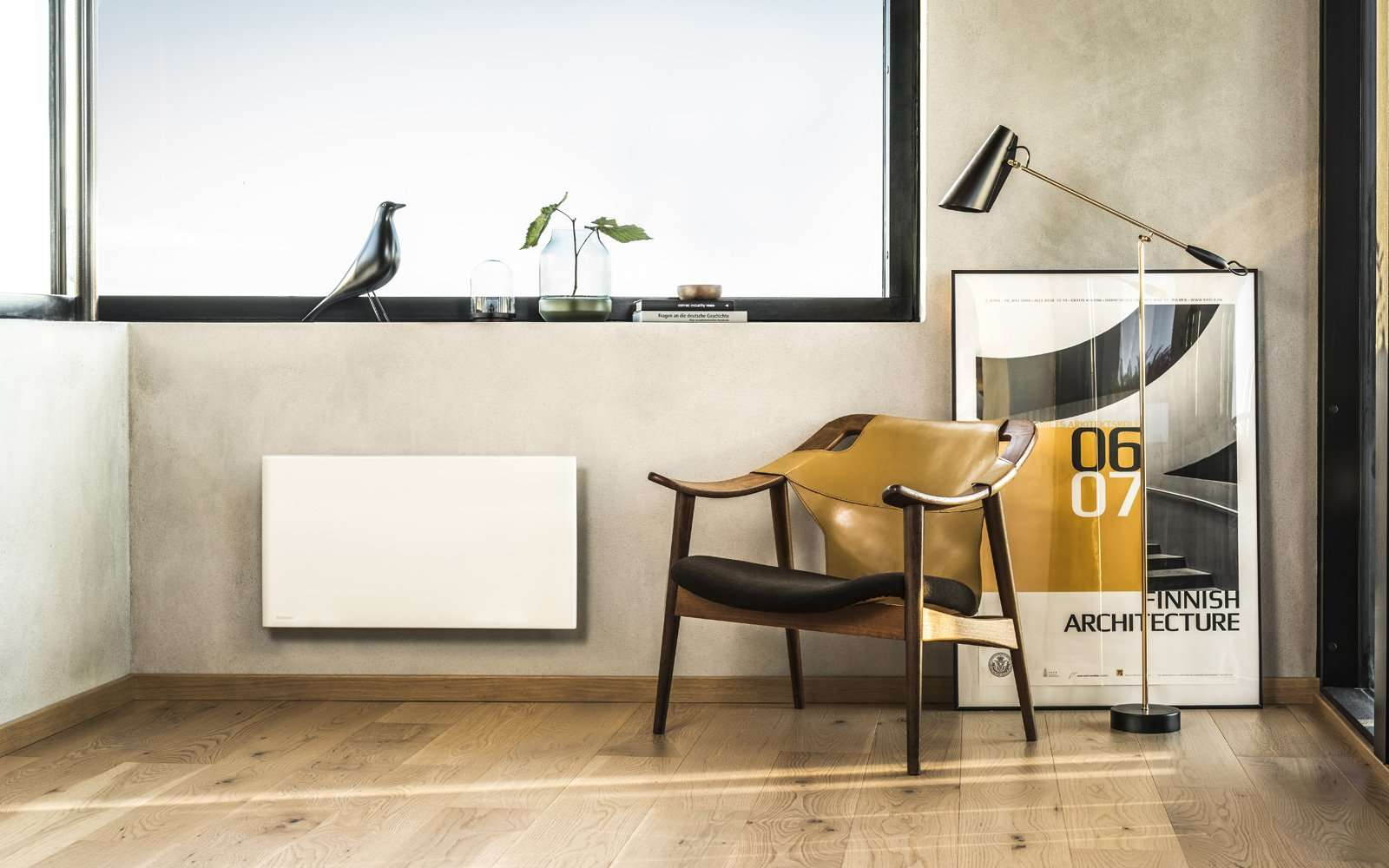 Home riscaldamento elettrico norvegese dimplex for Radiatori elettrici norvegesi