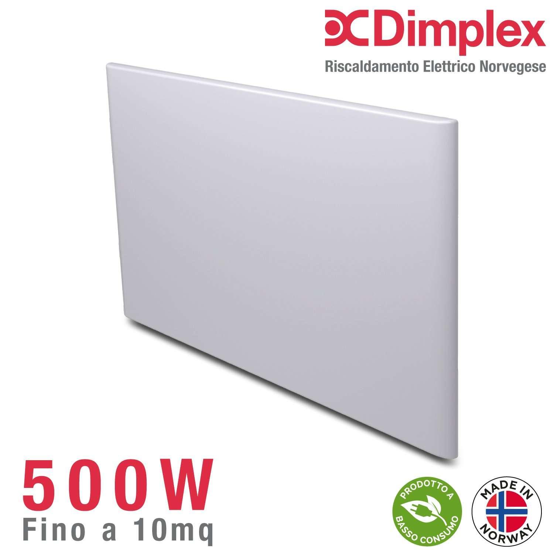 Radiatore elettrico norvegese dimplex 500w per - Scaldabagno elettrico a basso consumo ...