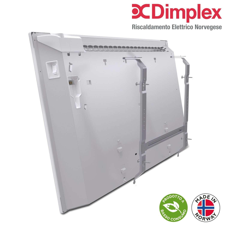 Radiatore elettrico norvegese dimplex retro for Radiatori elettrici norvegesi
