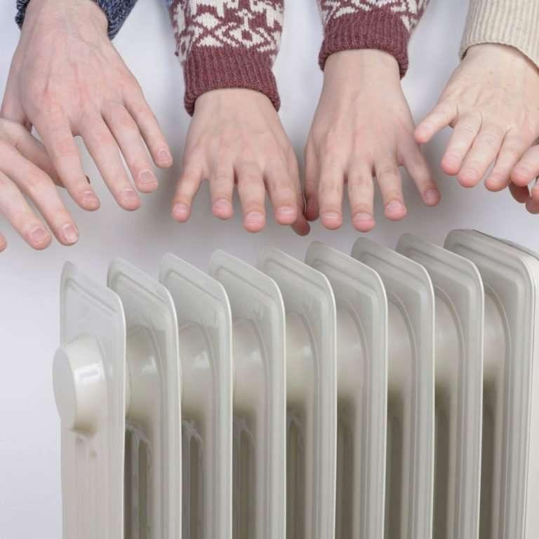 Integrazione riscaldamento