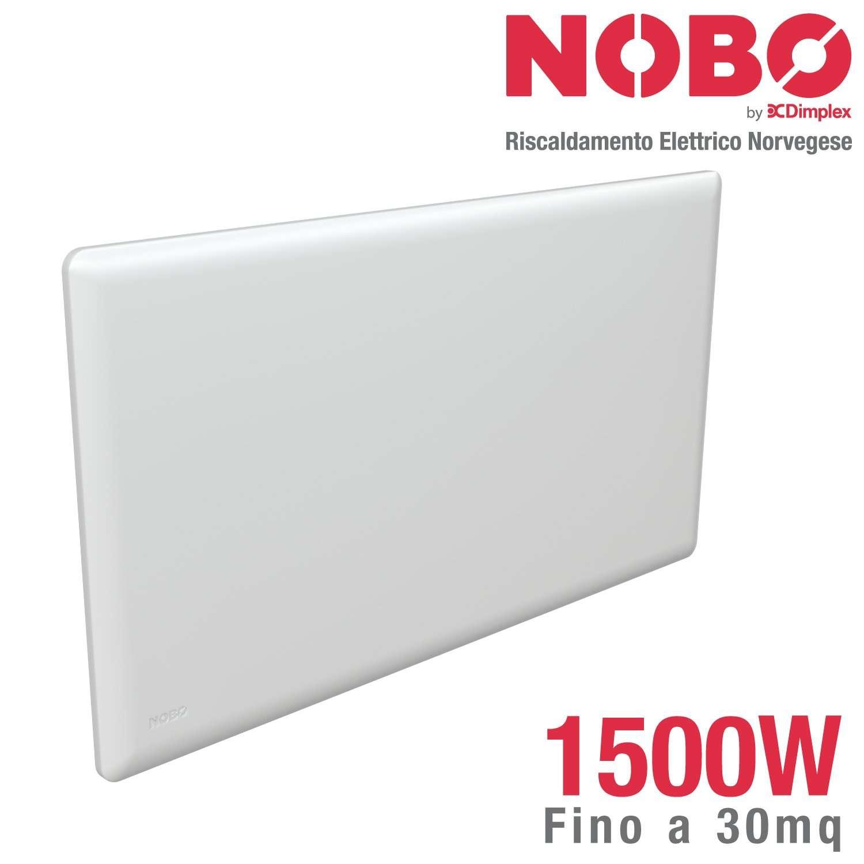 Radiatore elettrico norvegese nobo 1500w per ambienti for Dimplex radiatori elettrici